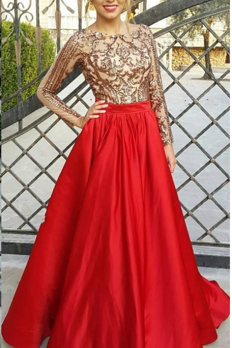 Red Backless Elegant Prom Dress,Long Prom Dresses,Prom Dresses,Evening Dress, Evening Dresses,Prom Gowns, Formal Women Dress,BW93454