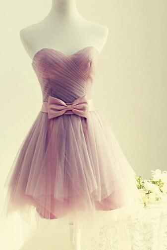 Charming Homecoming Dress,Tulle Homecoming Dress,Sweetheart Homecoming Dress,Brief Homecoming Dress,PD1700198